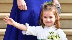Why Princess Charlotte will not become a Duchess when she gets older