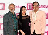 RuPaul's Drag Race UK: Michelle Visage joins Alan Carr and Graham Norton for London premiere