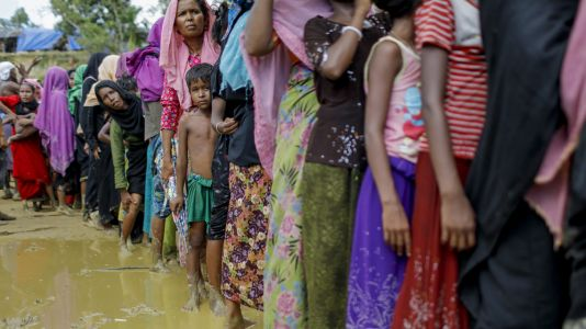 """Rohingya refugee: """"The crisis is in the hands of the international community"""""""