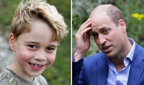 Royal shock: Prince William's blunt George admission - 'You may have noticed'