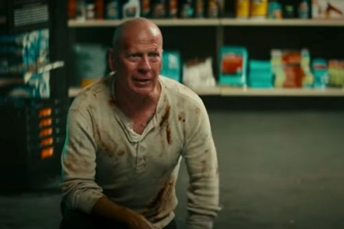 Bruce Willis returns as Die Hard's John McClane. to sell batteries