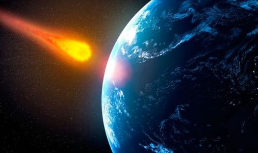 NASA asteroid alert: Scientists give exact date rock size of Great Pyramid could hit Earth