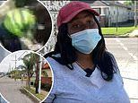 School bus driver is attacked by group of angry mothers who dragged her off the bus