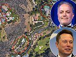 Elon Musk sells four of his Los Angeles mansions to high-powered real estate developer