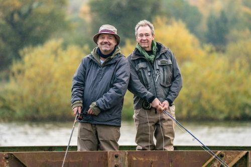 When is Mortimer and Whitehouse: Gone Fishing series 4's release date? Everything you need to know