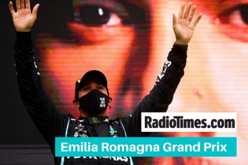 What time is the Emilia Romagna Grand Prix? How to watch on TV - practice, qualifying, race times