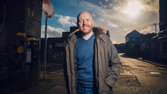 The BBC's Barra Best is back on the water with a new TV series