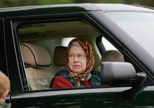 The palace has published rare photographs of how the Queen is spending lockdown
