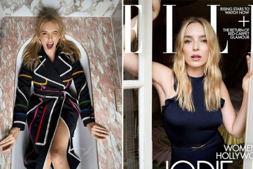 Jodie Comer and Gemma Chan land on Elle's coveted Women in Hollywood list