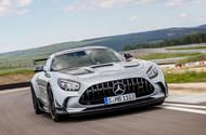 Mercedes-AMG GT Black Series unleashed with 720bhp V8