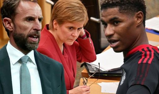 Rashford and Southgate poised to give Sturgeon HUGE independence nightmare - Brown