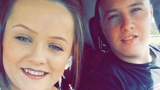 Ashley Thomas, Co Down father-of-five, suffers stroke and brain haemorrhage aged just 29