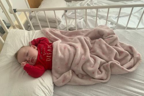 Baby girl just 12 weeks old is one of youngest to have coronavirus in UK