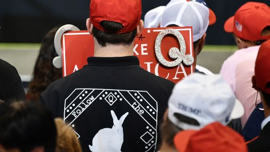One in four Britons believe in QAnon-linked conspiracy theories, study finds