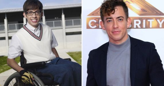 X Factor: Celebrity - who was Kevin McHale on Glee and what has he been in since?