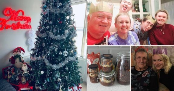 'This is what makes me happy - so why not?': Meet the early Christmas preppers