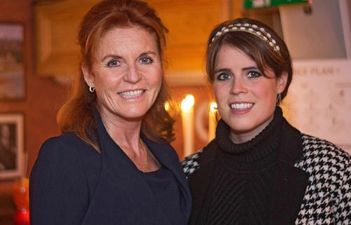 Princess Eugenie and Sarah Ferguson are self-isolating together in this royal property