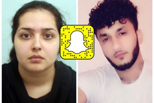 'Snapchat Queen' who posted video of teen lover dying in pool of blood jailed for 14 years