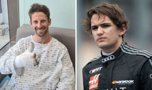 Romain Grosjean gives fresh health update, Haas announce Pietro Fittipaldi as replacement