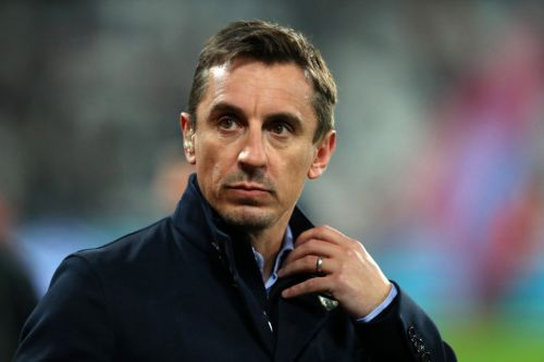 Gary Neville believes Man Utd should never play without academy players in the team