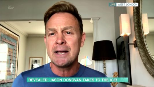 Jason Donovan becomes fifth confirmed star for Dancing On Ice