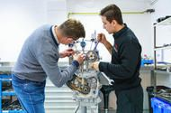 How to build a BTCC race engine