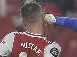 Jamie Vardy to escape punishment afterkicking Shkodran Mustafi in the head