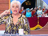 Loose Women producers beg Denise Welch to keep quiet as she claims to reveal HUGE royal gossip
