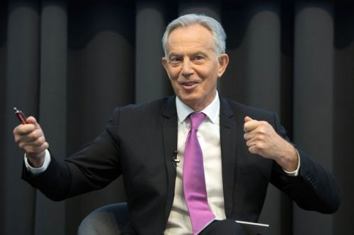 Tony Blair Tells Labour Members Ian Murray Should Be Deputy Leader