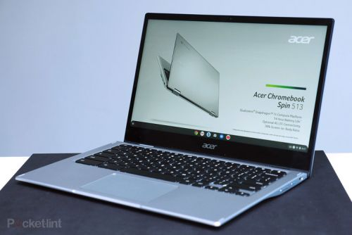 Acer Chromebook Spin 513 initial review: Qualcomm 7c finds a sensible home