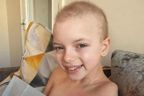 Two sides of inspiring Lily Douglas from Perth for World Cancer Day