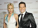Ioan Gruffudd files for divorce from Alice Evans who 'didn't know' about move