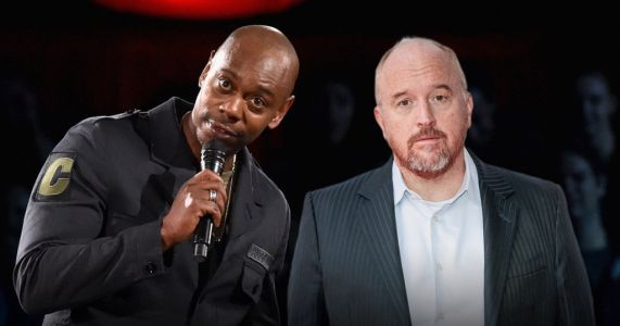 Louis CK makes 'surprise' appearance at Dave Chappelle show as he continues comeback after sexual misconduct