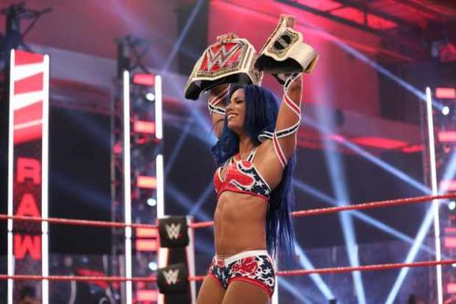 Sasha Banks won't fight Asuka at SummerSlam but plans to 'own WWE in five to ten years'