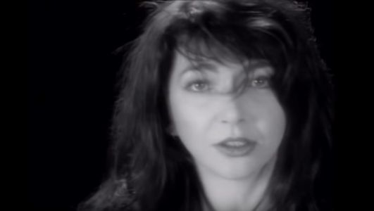 Kate Bush shares the video for her 1991 'Rocket Man' cover