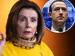 Facebook REFUSES to remove fake video of Nancy Pelosi slurring her words during press briefing