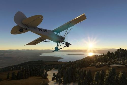 Microsoft Flight Simulator Xbox release date: What time the console version lands on Xbox Series X/S