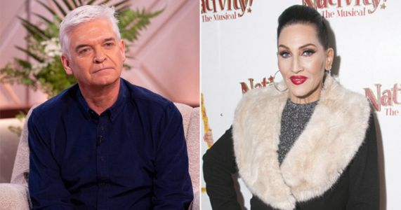 Drag Race star Michelle Visage 'welcomed Phillip Schofield to the club' after he came out as gay