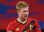 Kevin De Bruyne ruled out of Man City's Premier League clash against Arsenal