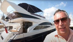 Princess 64 tour: This stunning yacht shows why shared ownership is taking off