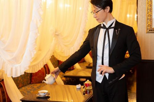 Japanese butler cafes: Where women can escape the patriarchy and be royals for a while