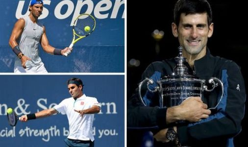 US Open confirm seedings as Novak Djokovic, Rafael Nadal and Roger Federer lead list