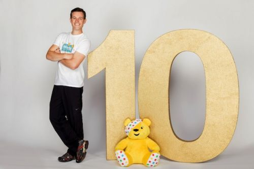 Children in Need Rickshaw Challenge route 2020