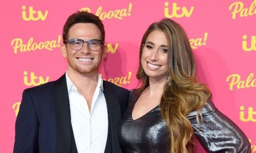 Stacey Solomon surprises partner Joe Swash with incredible talent