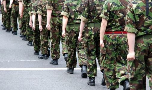 British Army of part-timers: Defence chiefs forced to desperately fill frontline gaps