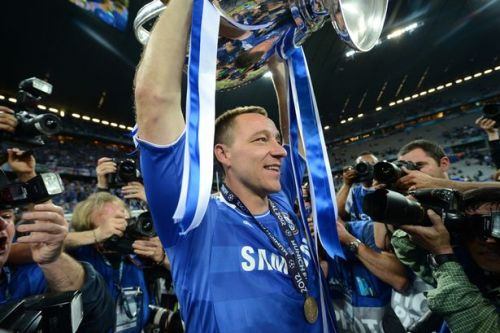 Ramires lifts lid on Terry's full-kit celebration at 2012 Champions League final