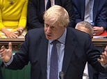 EU weighs up its next Brexit move after Boris Johnson sends three letters
