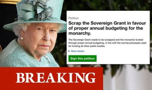 Queen under threat: Campaigners act to scrap 'scandalous' royal family Sovereign Grant