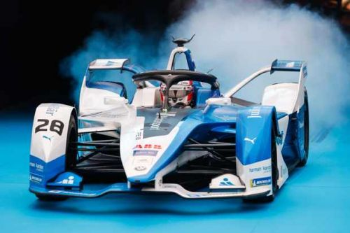 Formula E race calendar and TV coverage guide