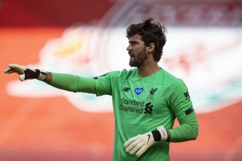 "Alisson ""the best goalkeeper in the world by a country mile"" for Andy Robertson"